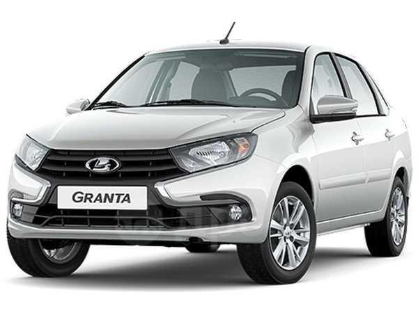 Лада Гранта, 2019 год, 575 800 руб.