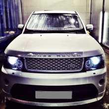 Тюмень Range Rover 2010