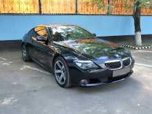 Москва BMW 6-Series 2008