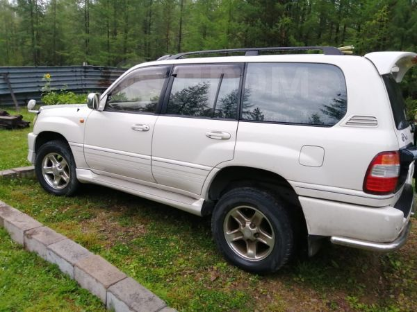 Toyota Land Cruiser, 2000 год, 860 000 руб.