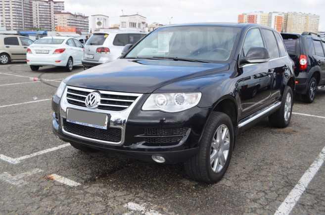 Volkswagen Touareg, 2008 год, 985 000 руб.