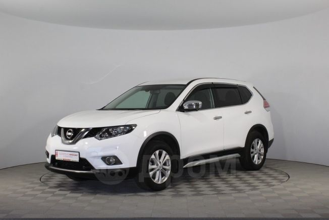 Nissan X-Trail, 2018 год, 1 539 000 руб.