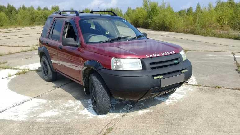Land Rover Freelander, 2001 год, 320 000 руб.