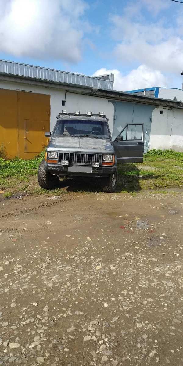 Jeep Cherokee, 1993 год, 180 000 руб.