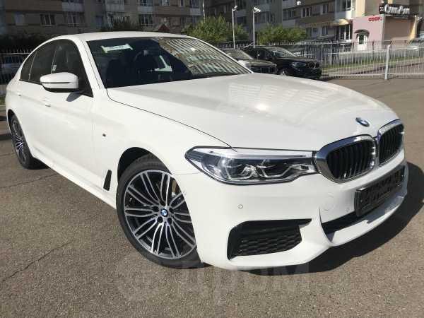 BMW 5-Series, 2019 год, 3 990 000 руб.