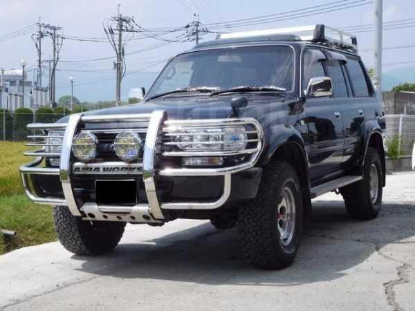 Toyota Land Cruiser, 1997 год, 590 000 руб.