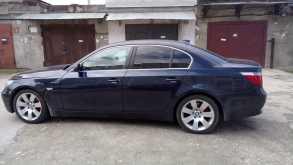 Ухта BMW 5-Series 2006