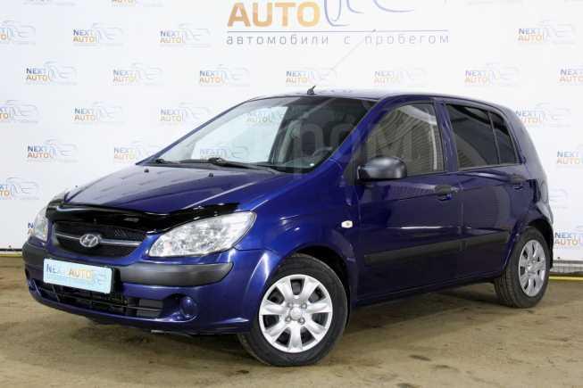 Hyundai Getz, 2008 год, 245 000 руб.