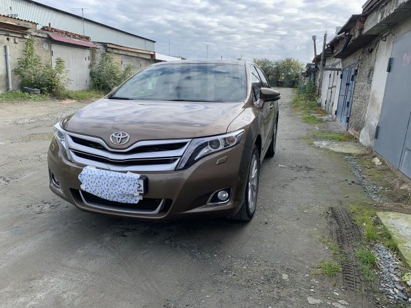 Toyota Venza, 2013 год, 1 520 000 руб.