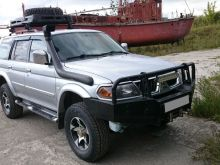 Тюмень Pajero Sport 2005