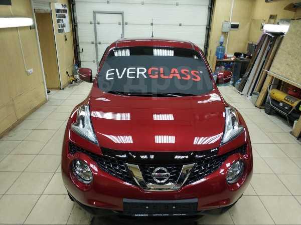 Nissan Juke, 2017 год, 1 000 000 руб.