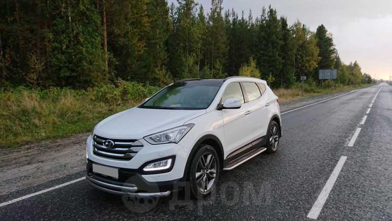 Hyundai Santa Fe, 2013 год, 1 380 000 руб.