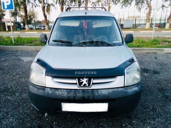 Peugeot Partner, 2007 год, 199 000 руб.