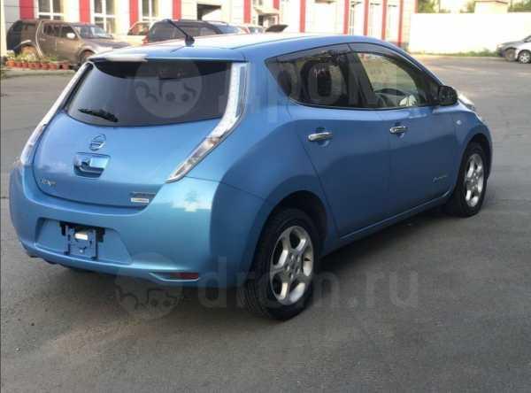 Nissan Leaf, 2012 год, 480 000 руб.