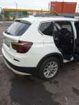 BMW X3, 2012 год, 1 300 000 руб.