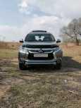 Mitsubishi Pajero Sport, 2017 год, 2 500 000 руб.