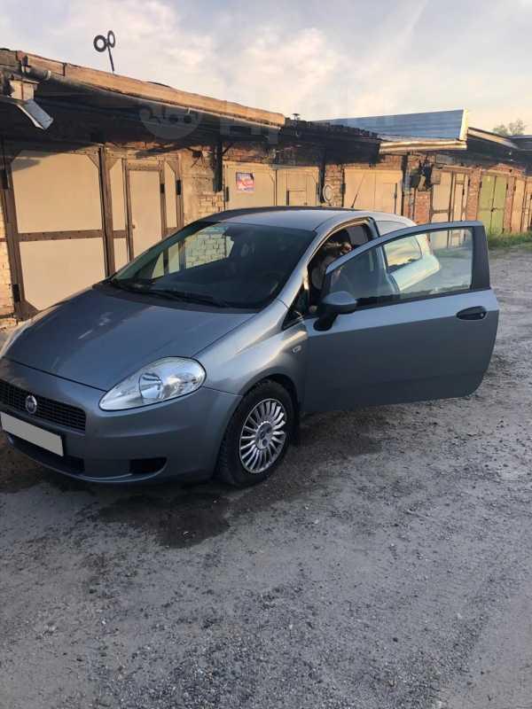 Fiat Punto, 2007 год, 250 000 руб.
