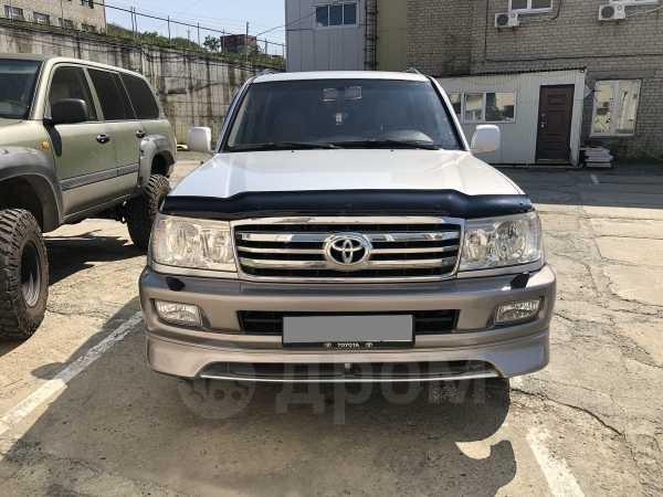 Toyota Land Cruiser, 2007 год, 1 265 000 руб.