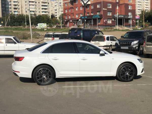 Audi A4, 2016 год, 1 879 000 руб.