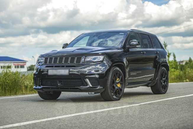 Jeep Grand Cherokee, 2018 год, 8 000 000 руб.