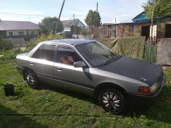 Mazda Familia, 1992 год, 100 000 руб.