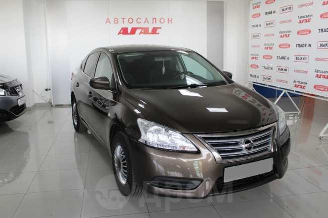 Nissan Sentra, 2015 год, 579 900 руб.