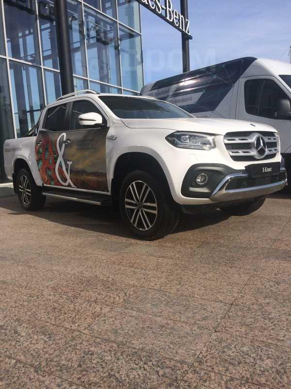Mercedes-Benz X-Class, 2018 год, 3 799 000 руб.