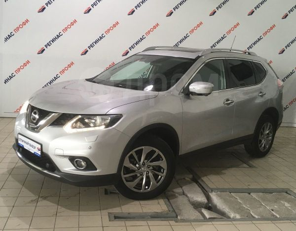 Nissan X-Trail, 2016 год, 1 245 000 руб.