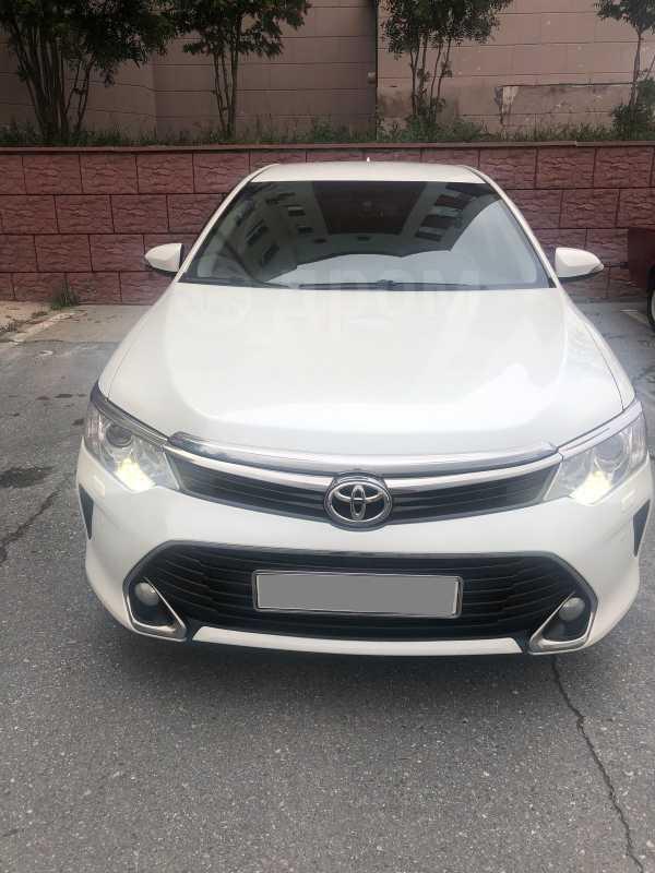 Toyota Camry, 2016 год, 1 550 000 руб.