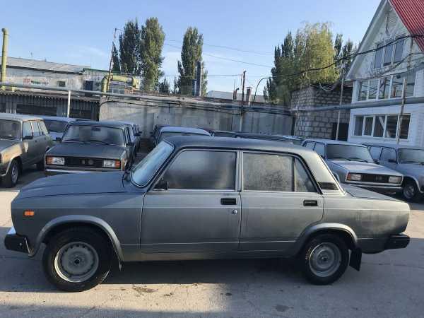 Лада 2107, 2010 год, 155 000 руб.