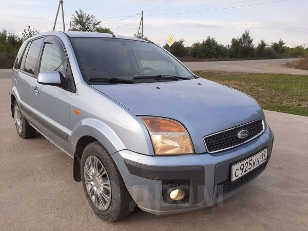 Ford Fusion, 2007 год, 379 000 руб.