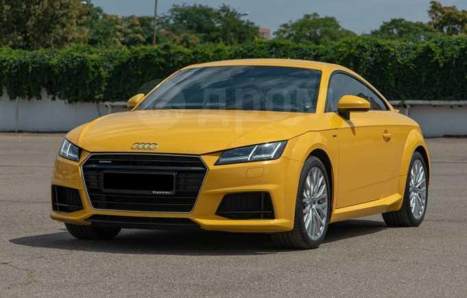 Audi TT, 2015 год, 1 699 000 руб.