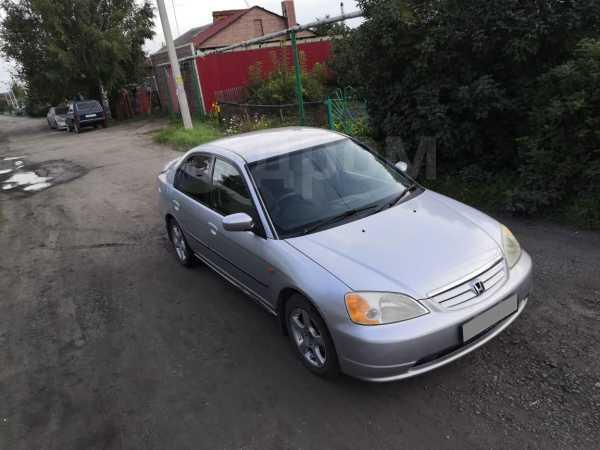 Honda Civic, 2002 год, 215 000 руб.