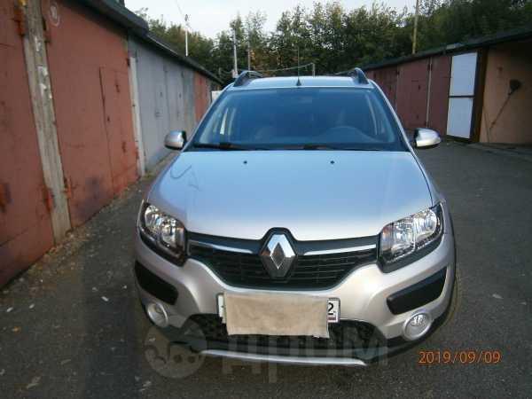 Renault Sandero, 2015 год, 530 000 руб.