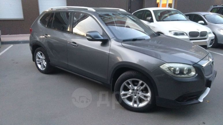Brilliance V5, 2014 год, 450 000 руб.