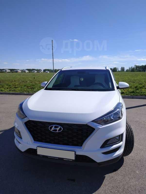 Hyundai Tucson, 2018 год, 1 430 000 руб.