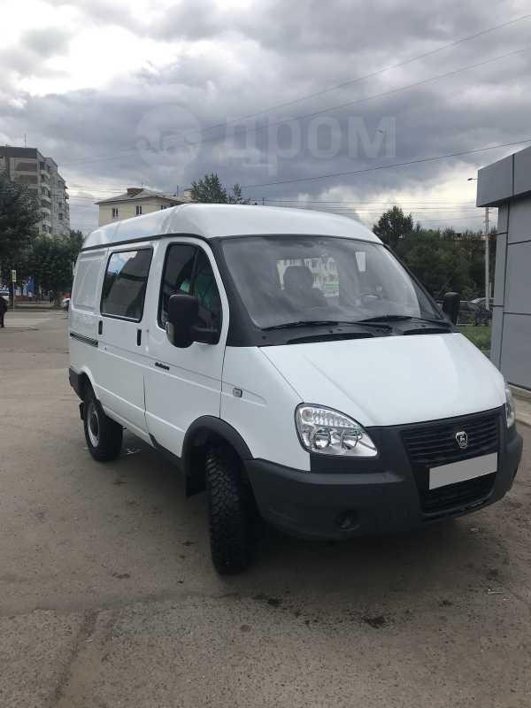 ГАЗ 2217, 2018 год, 650 000 руб.