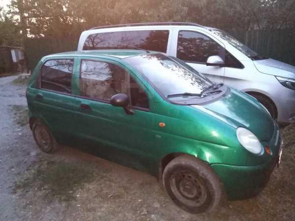 Daewoo Matiz, 2003 год, 80 000 руб.