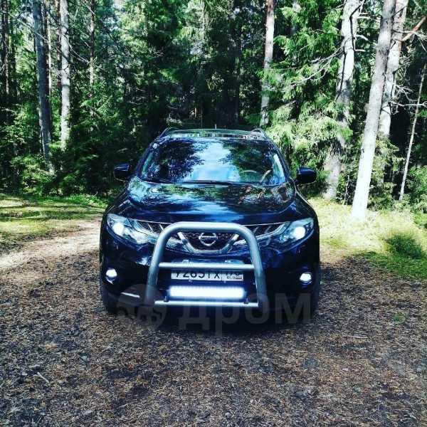 Nissan Murano, 2012 год, 820 000 руб.