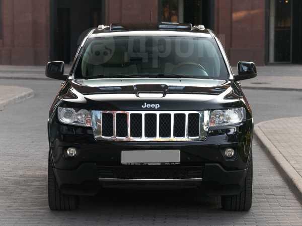 Jeep Grand Cherokee, 2012 год, 1 560 000 руб.