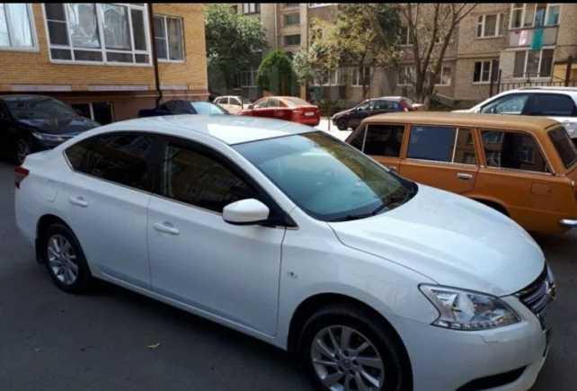 Nissan Sentra, 2014 год, 663 000 руб.