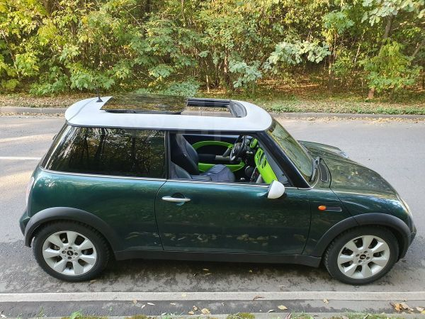 Mini Coupe, 2004 год, 365 000 руб.