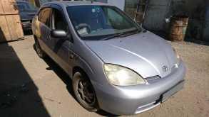 Находка Prius 2002