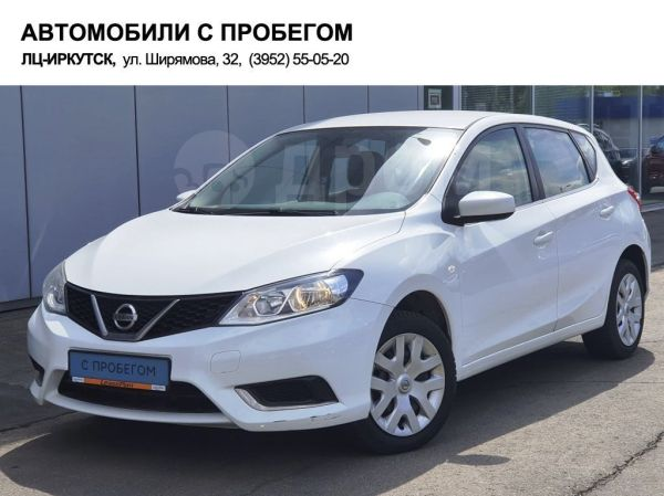 Nissan Tiida, 2015 год, 648 000 руб.