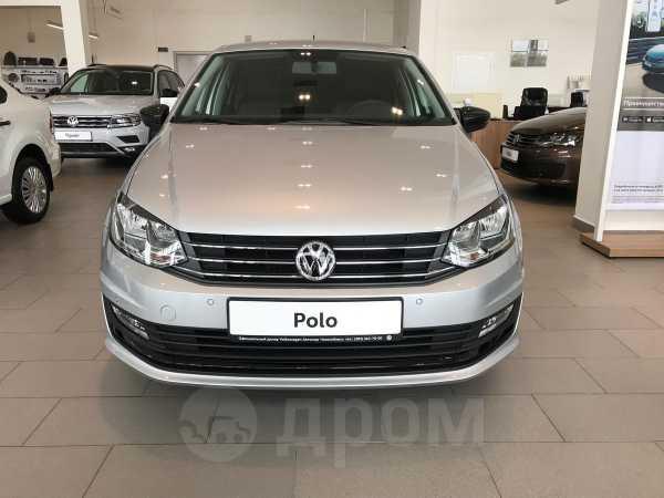 Volkswagen Polo, 2019 год, 848 055 руб.