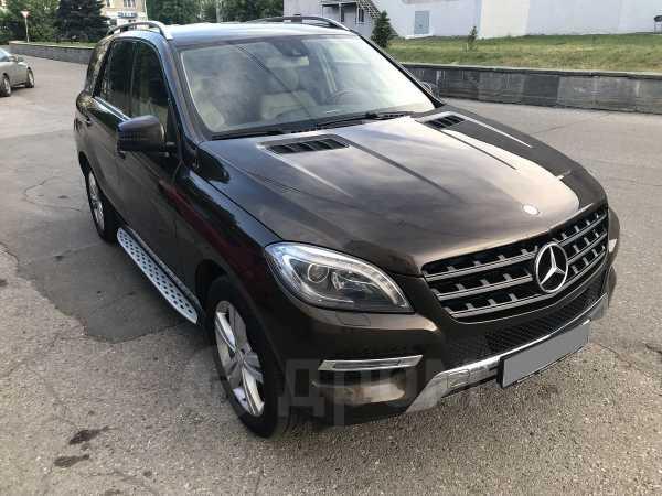Mercedes-Benz M-Class, 2012 год, 1 750 000 руб.