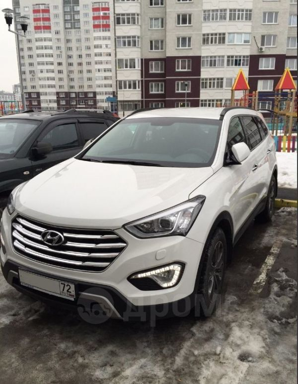 Hyundai Grand Santa Fe, 2014 год, 1 550 000 руб.