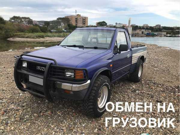 Isuzu Rodeo, 1989 год, 340 000 руб.