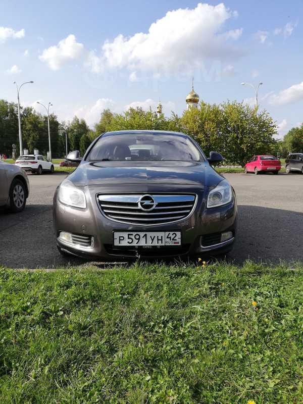 Opel Insignia, 2010 год, 625 000 руб.