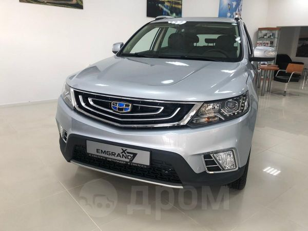 Geely Emgrand X7, 2019 год, 1 375 080 руб.